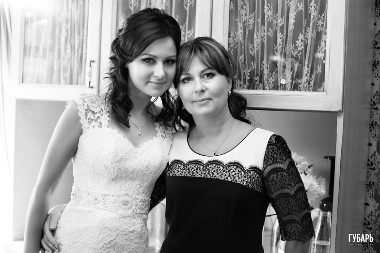 3Y4W1493 Свадьба, Бабушкин сад