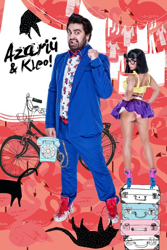 key visual 6real2 Azariy & Kleo