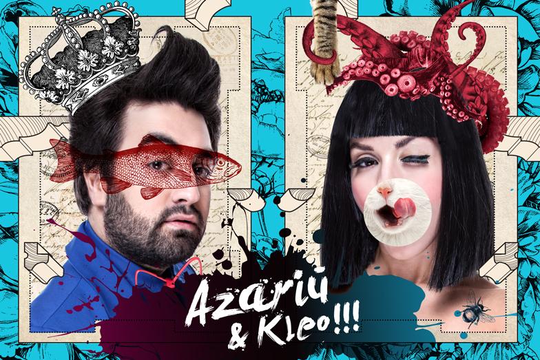 key visual 8 klaks Azariy & Kleo