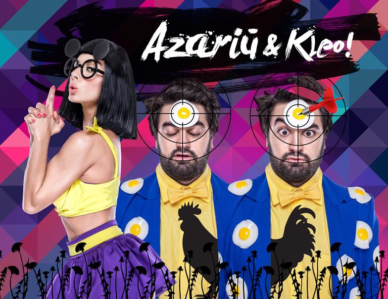 key visual 9 1 Azariy & Kleo
